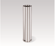 Pump Tube with OD & ID spot Welding Ring